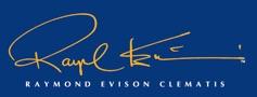 Raymond Evison Clematis logo
