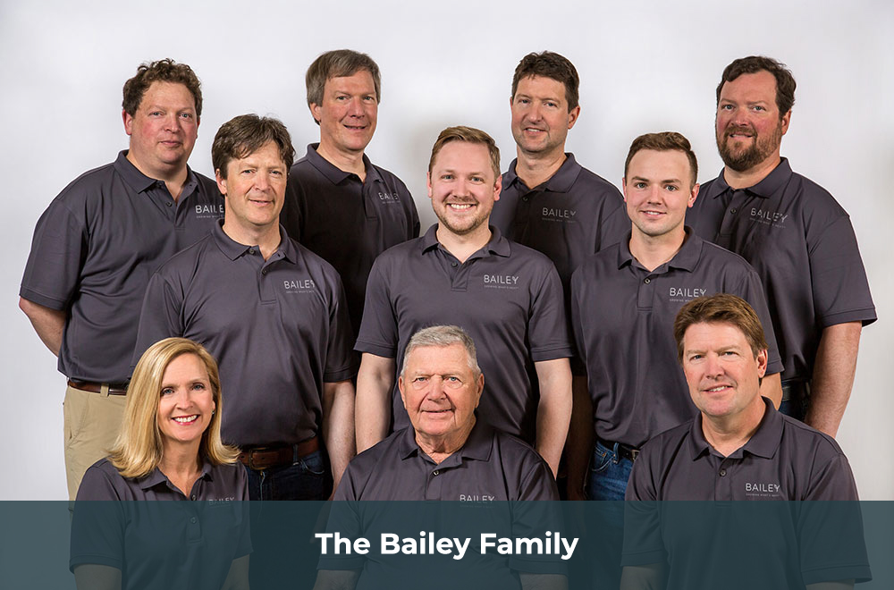 Bailey Nurseries Family